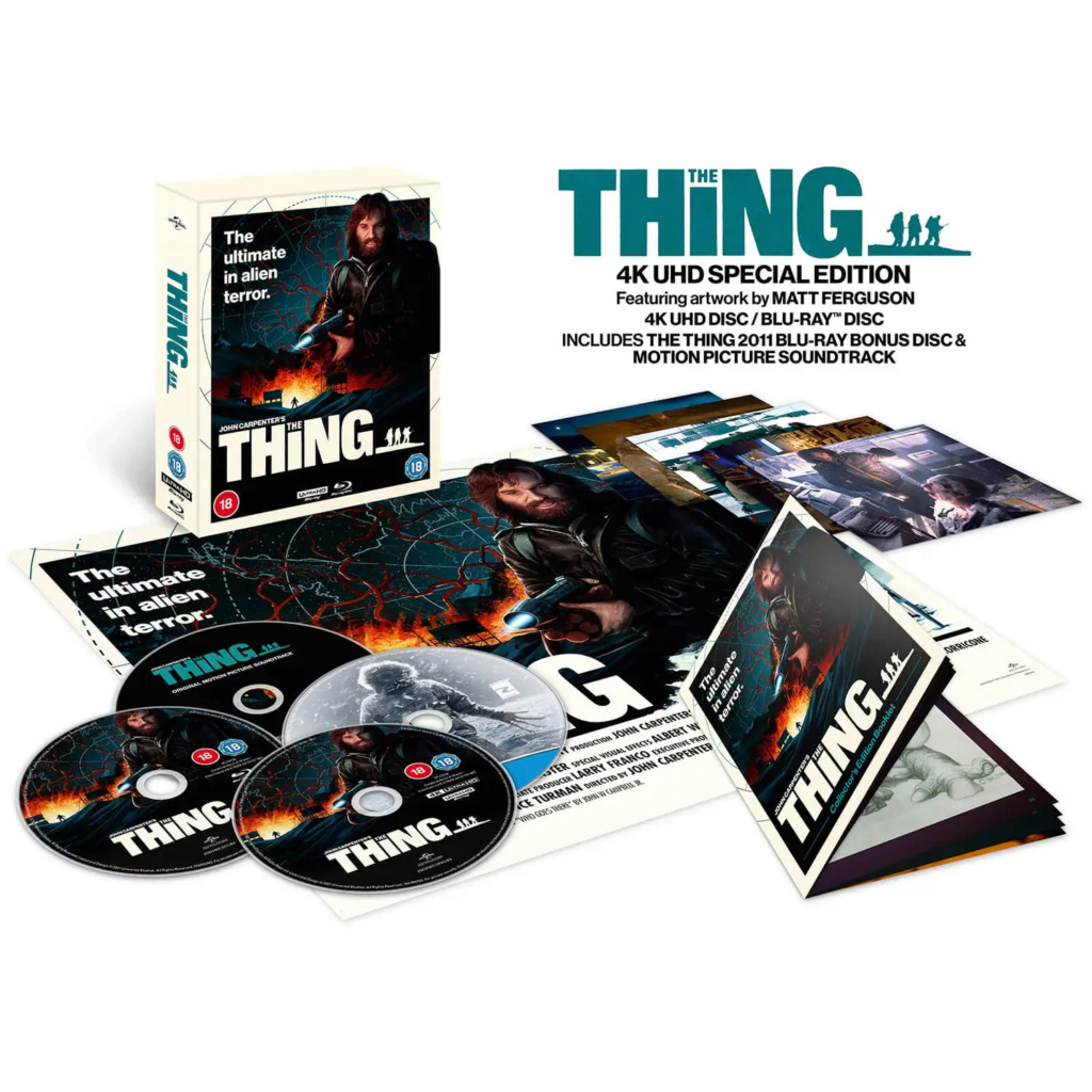 The Thing : Edition limitée Zaavi 13222711
