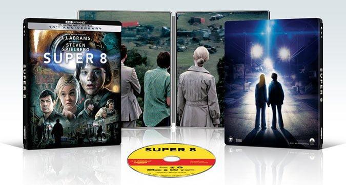 Super 8 : Edition spéciale Steelbook  15477310