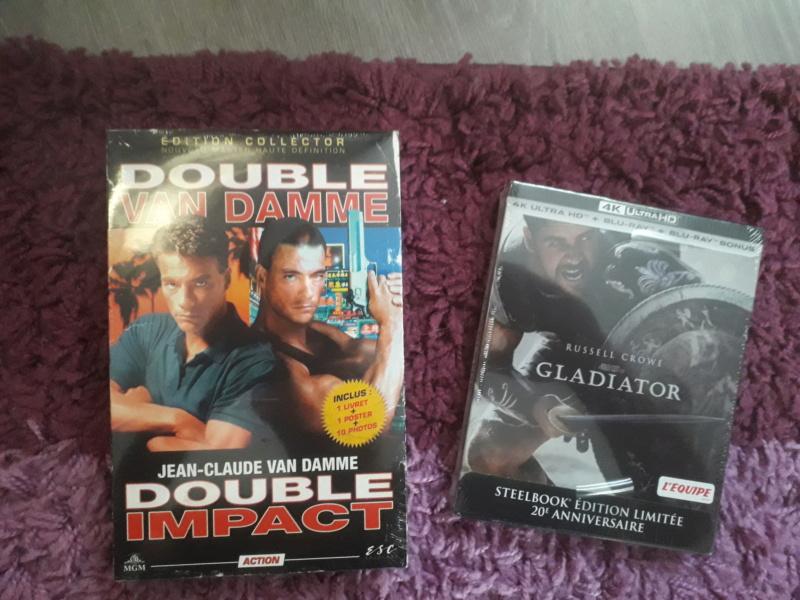 Les DVD et Blu Ray que vous venez d'acheter, que vous avez entre les mains - Page 14 20200816