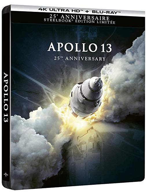 Apollo 13 Master 4K Edition Speciale 25 ans 61nslw10