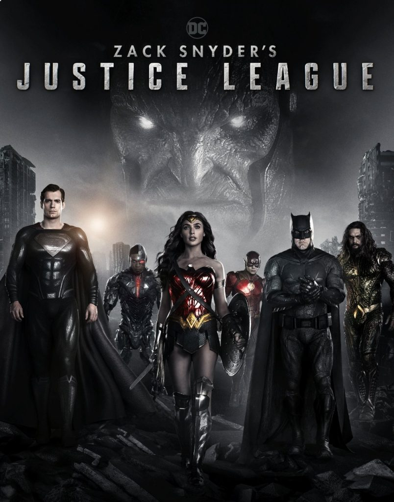 Justice League : The Snyder's Cut 8fbbo910