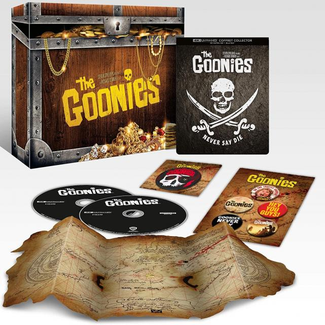 Les Goonies : Edition Speciale 913yve10