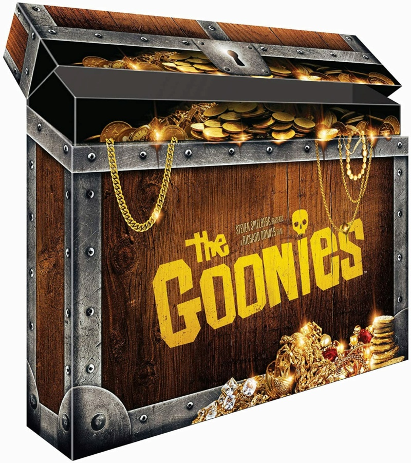 Les Goonies : Edition Speciale 91mupn10