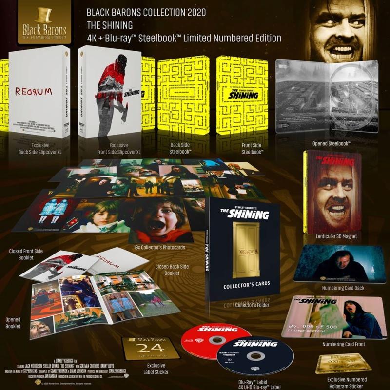 Shining Edition Bkack Baron 92575010
