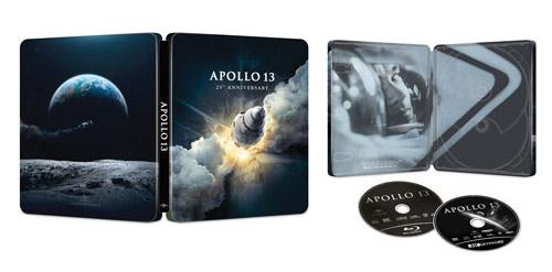 Apollo 13 Master 4K Edition Speciale 25 ans Apollo11