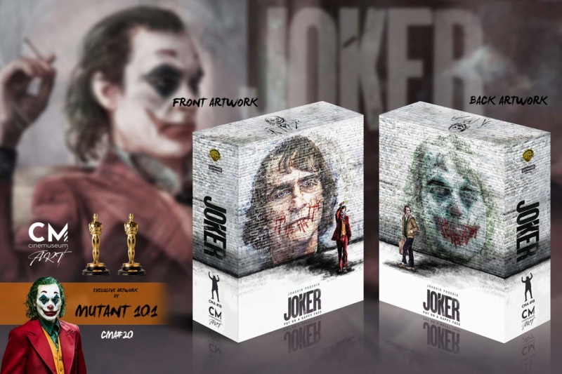 Joker : Les editions Banner10