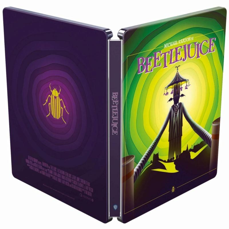 Beetlejuice : Edition collector Zaavi Exclusive Beetle10