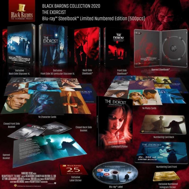 Exorciste : Edition Black Baron C30c0210