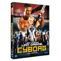 Cyborg : Edition Collector Boîtier VHS  Cyborg11