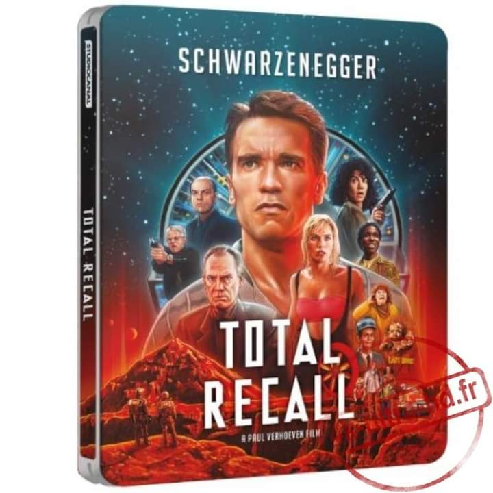 Total Recall : Edition spéciale 4K Ultra HD Fb_img29
