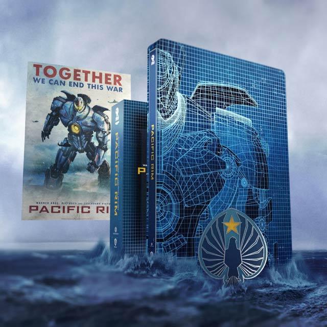 Pacific Rim  : Titan's of cult Pacifi10