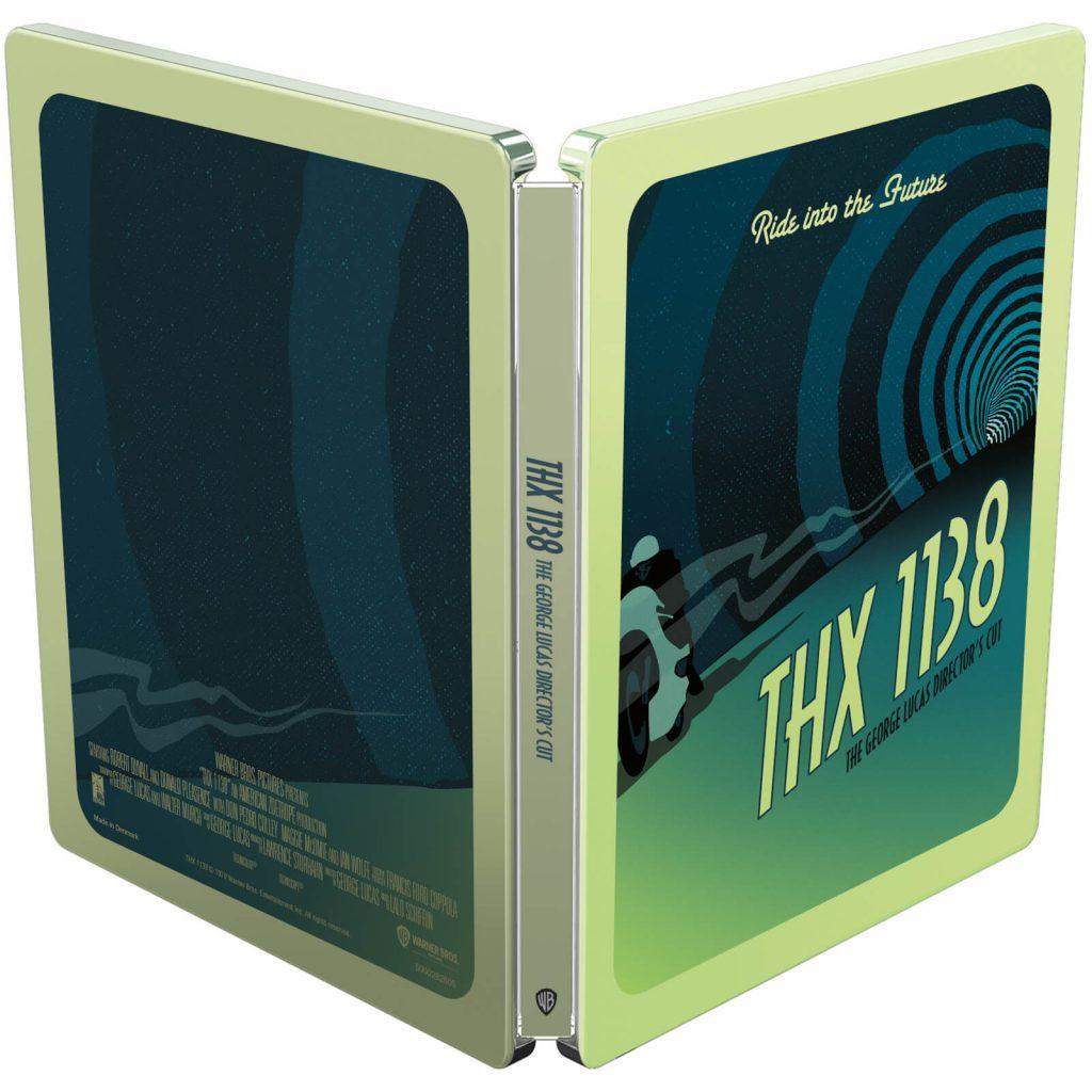 Thx 1138 : Edition spéciale  Thx-1110