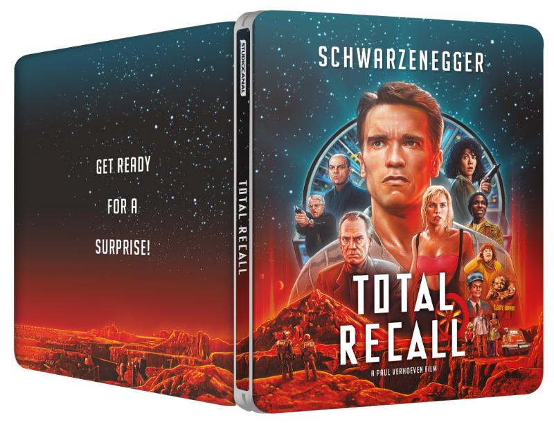 Total Recall : Edition spéciale 4K Ultra HD Totalr10