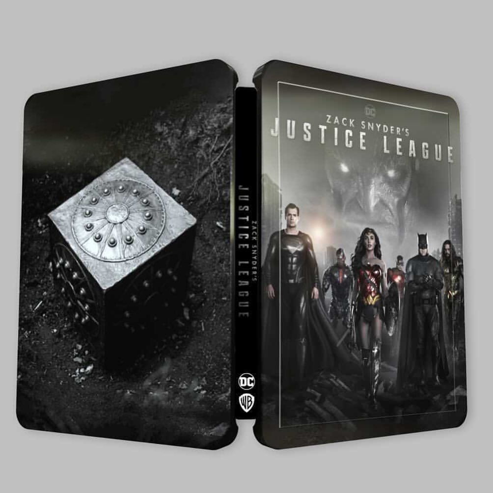 Justice League : The Snyder's Cut Zack-s10