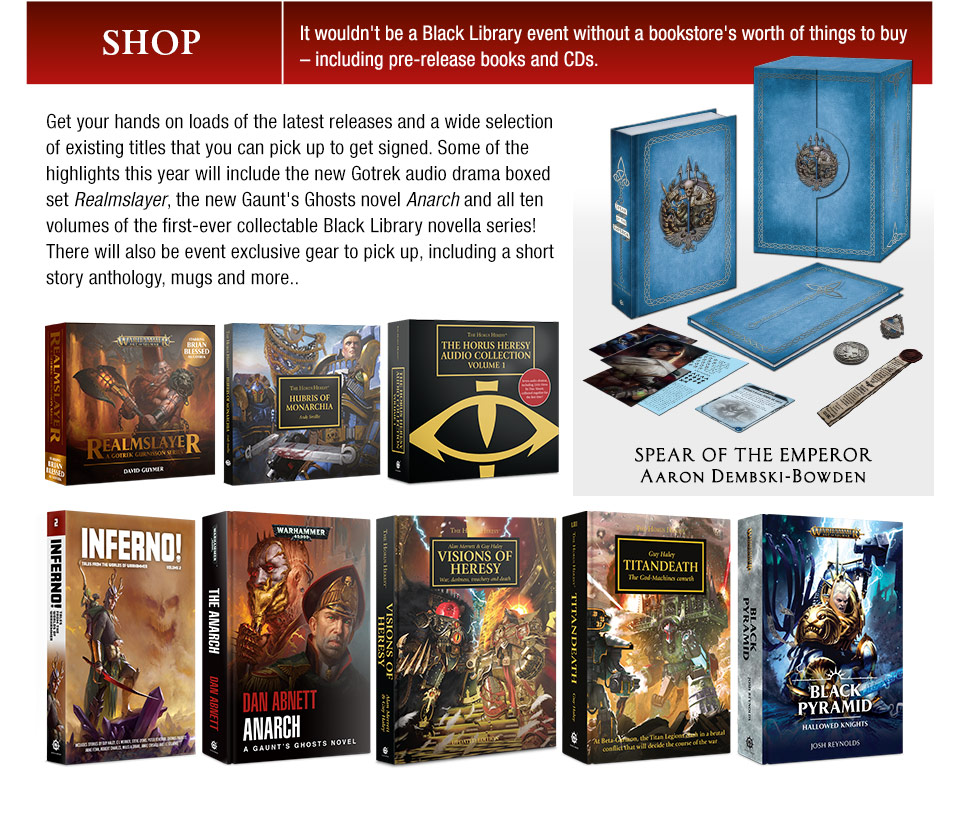 Programme des publications The Black Library 2018 - UK - Page 5 01-09-12