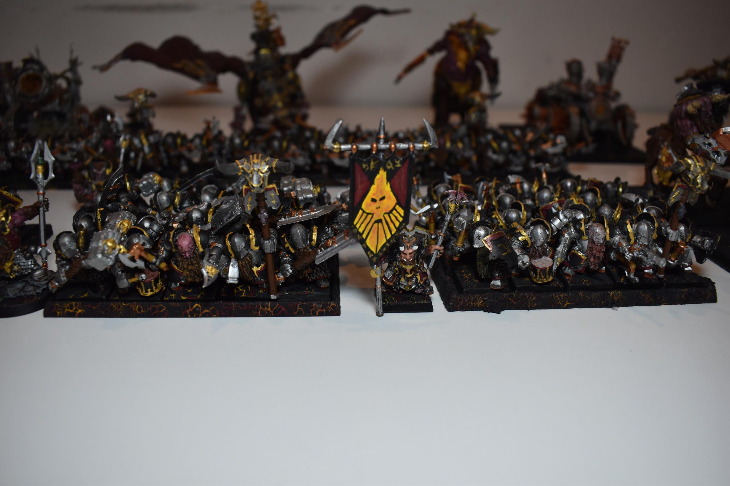 Les Armées de Nico. (Battle, 40K & HH) - Page 6 1011