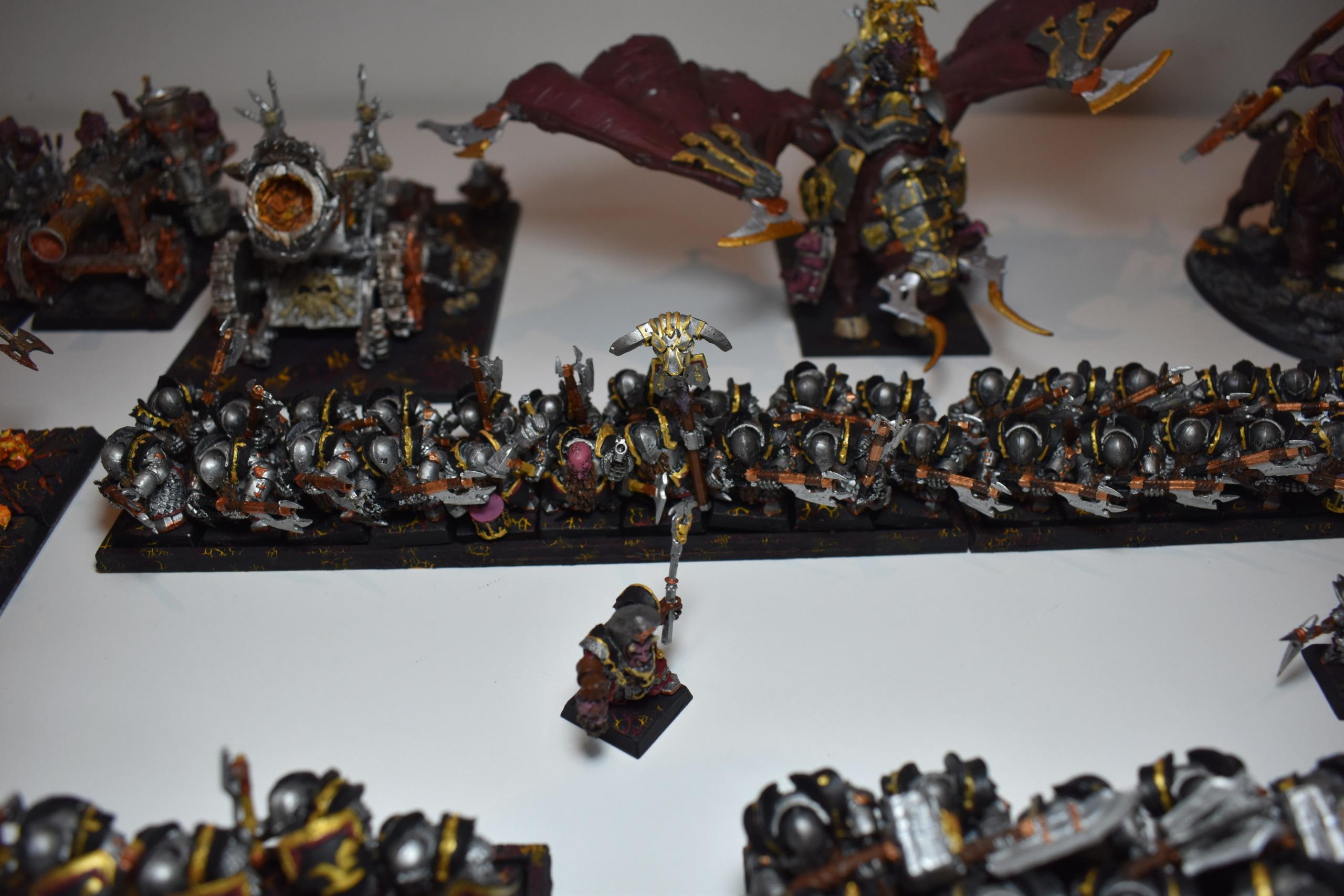Les Armées de Nico. (Battle, 40K & HH) - Page 6 1111