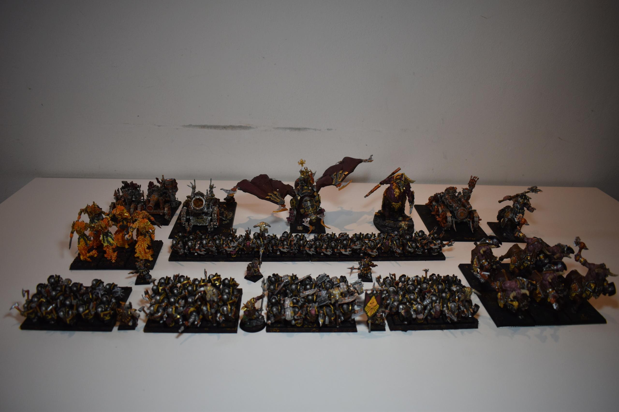 Les Armées de Nico. (Battle, 40K & HH) - Page 6 122