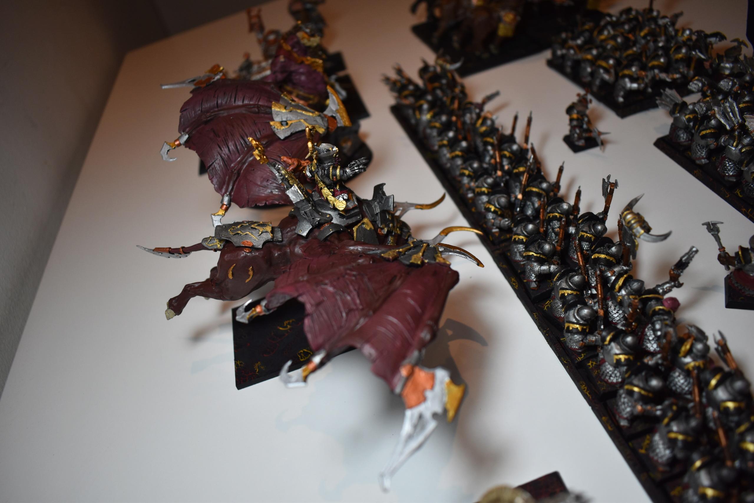 Les Armées de Nico. (Battle, 40K & HH) - Page 6 2010