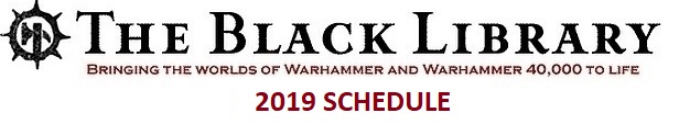 Programme des publications The Black Library 2019 - UK 30475310