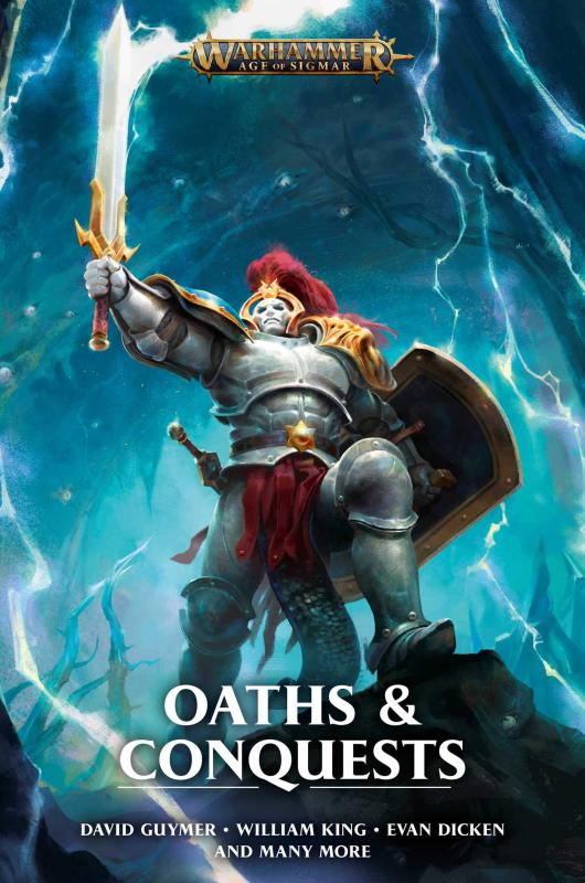 Oaths and Conquests - Anthologie 38fdb711