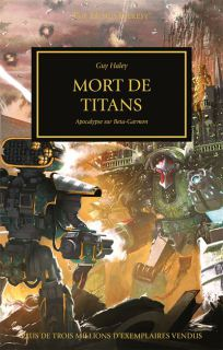 Programme des publications Black Library France pour 2018 3e7bd110