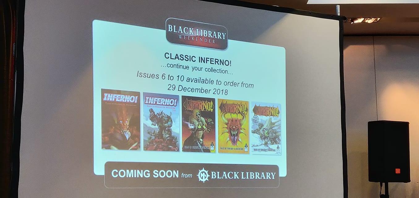 [The Black Library Weekender 2018] - Centralisation des news 45316210