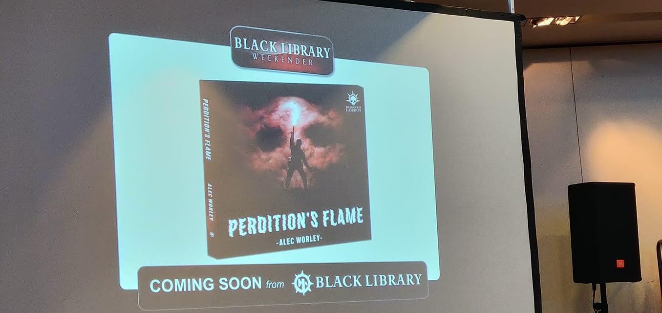 [The Black Library Weekender 2018] - Centralisation des news 45355310
