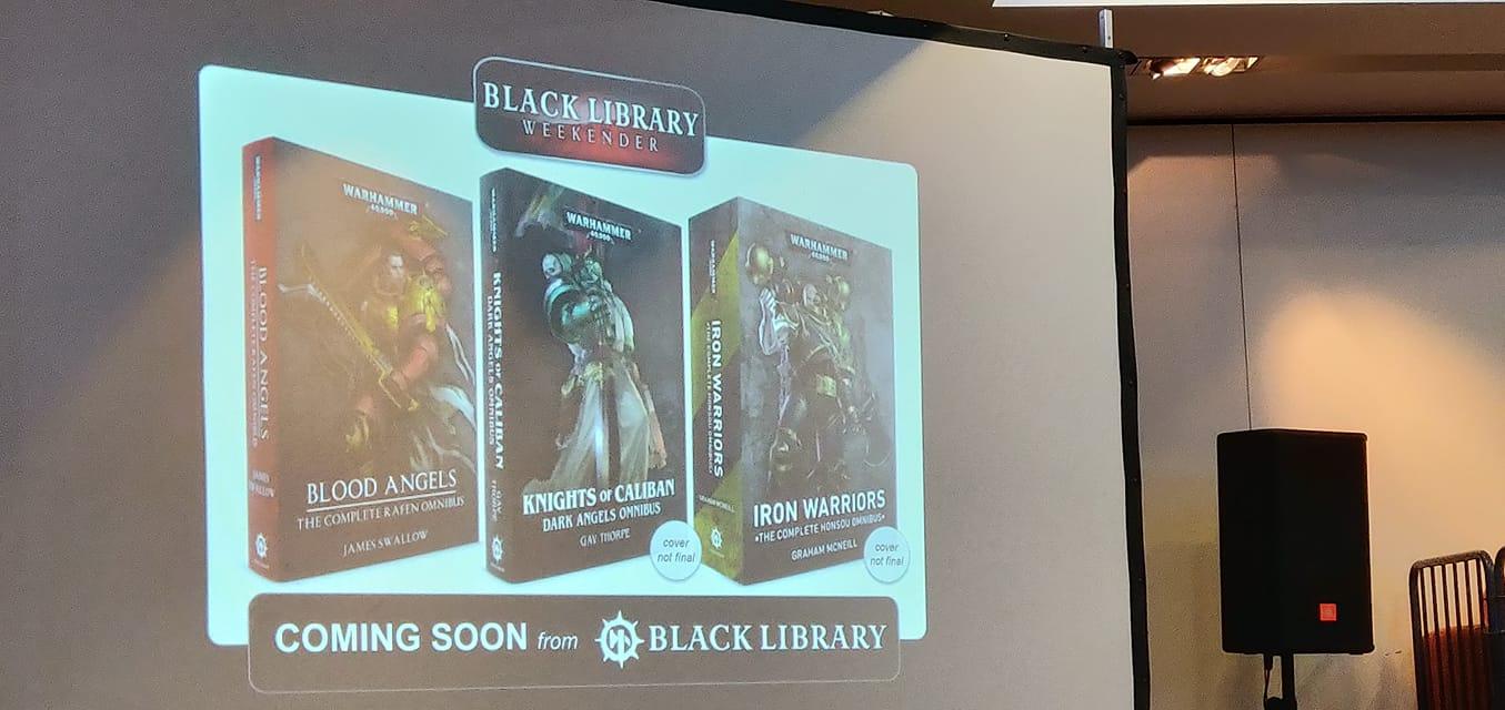 [The Black Library Weekender 2018] - Centralisation des news 45408410