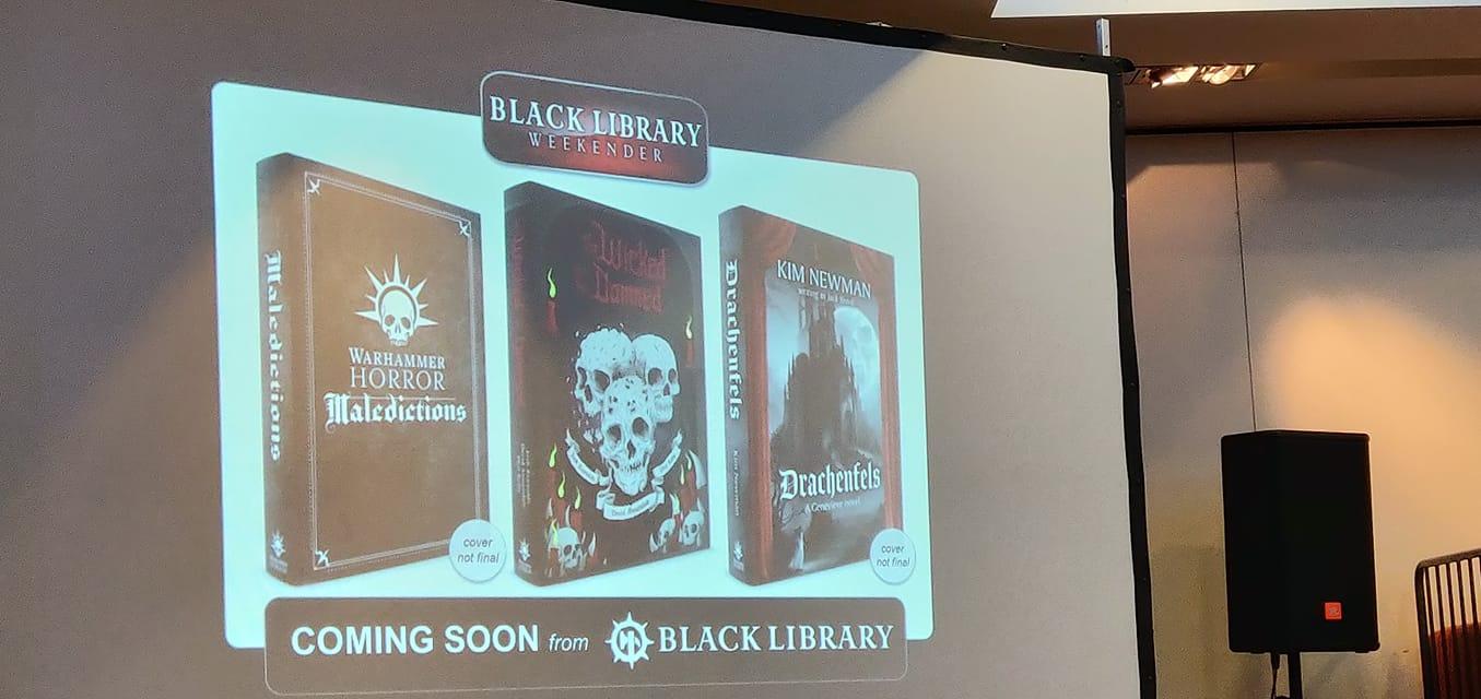 [The Black Library Weekender 2018] - Centralisation des news 45445510