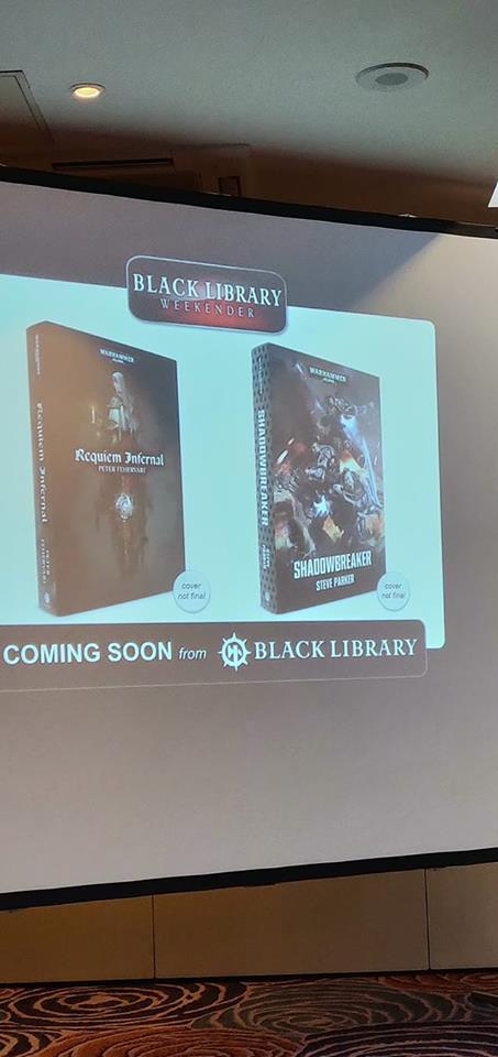 [The Black Library Weekender 2018] - Centralisation des news 45546510