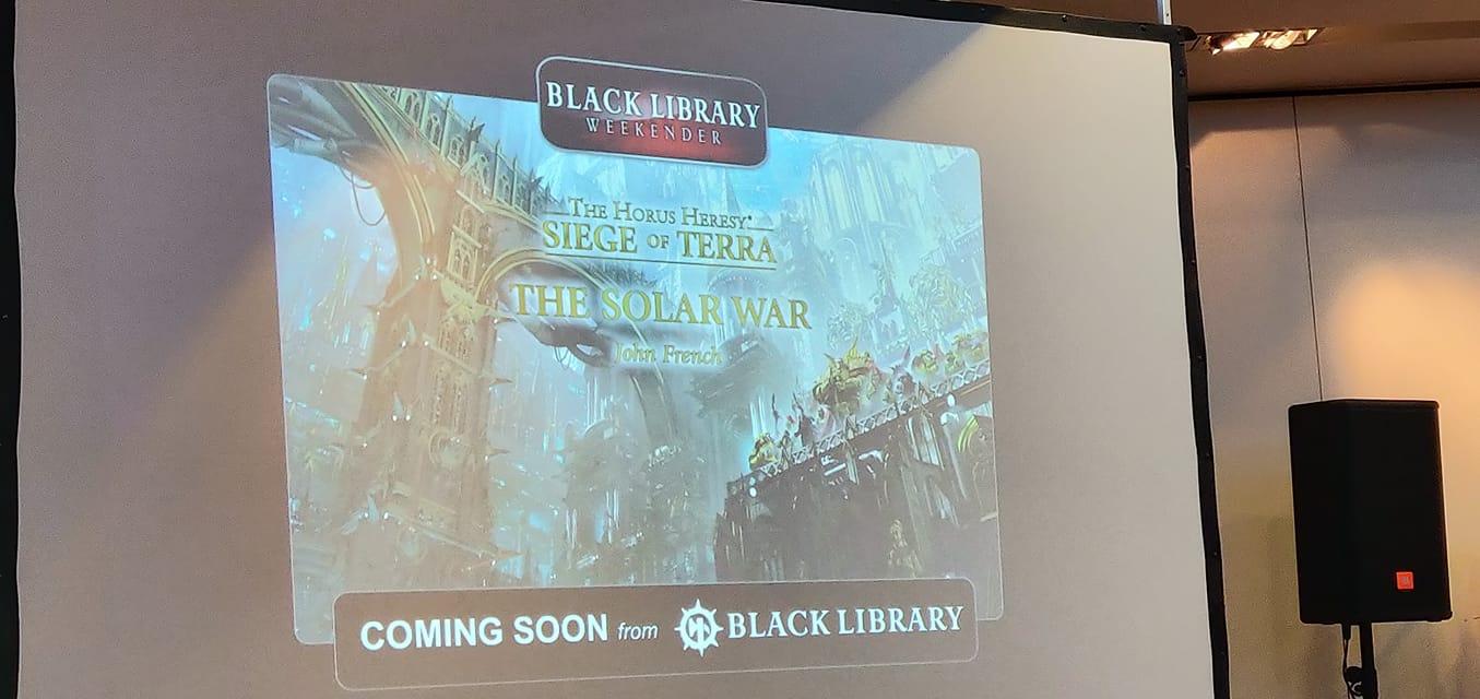 [The Black Library Weekender 2018] - Centralisation des news 45613210