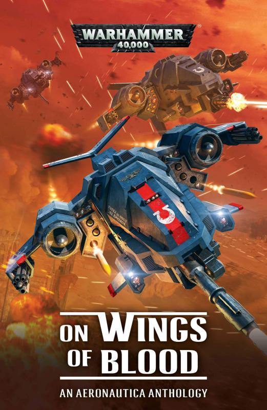 On Wings of Blood - Anthologie 46ef6610