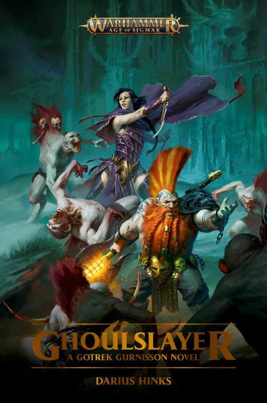 Ghoulslayer de Darius Hinks 5d300b11