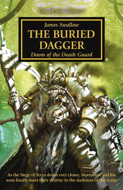 Review VO de Horus Heresy: The Buried Dagger de James Swallow 5da84310