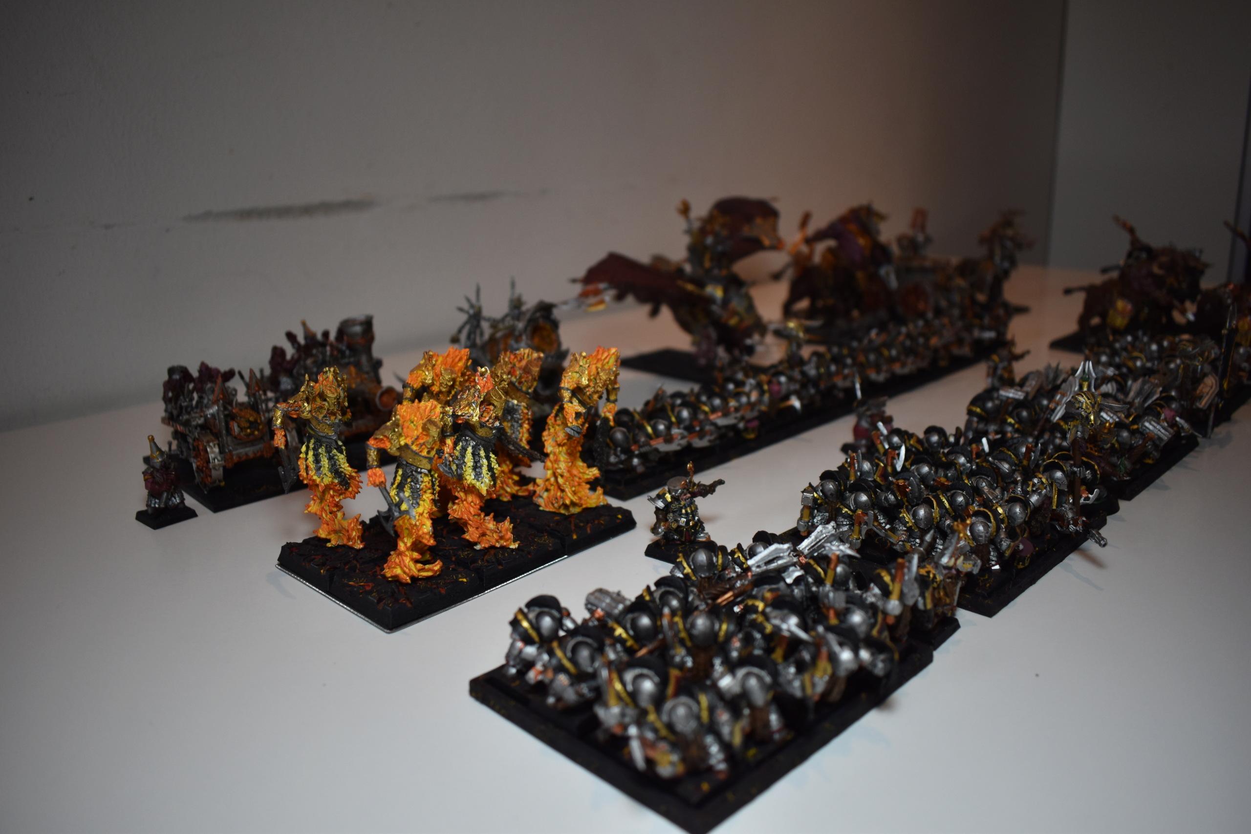 Les Armées de Nico. (Battle, 40K & HH) - Page 6 611