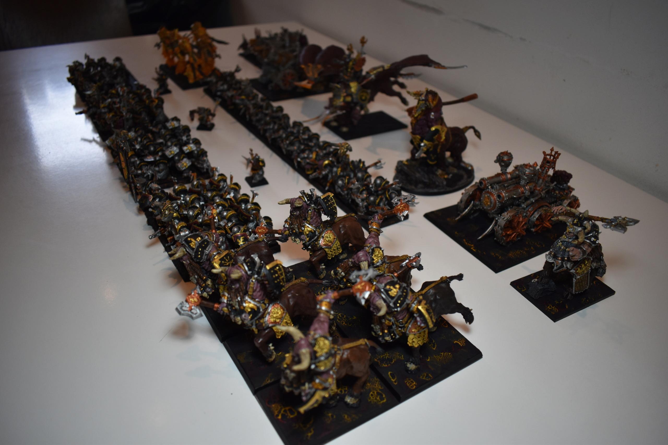 Les Armées de Nico. (Battle, 40K & HH) - Page 6 711