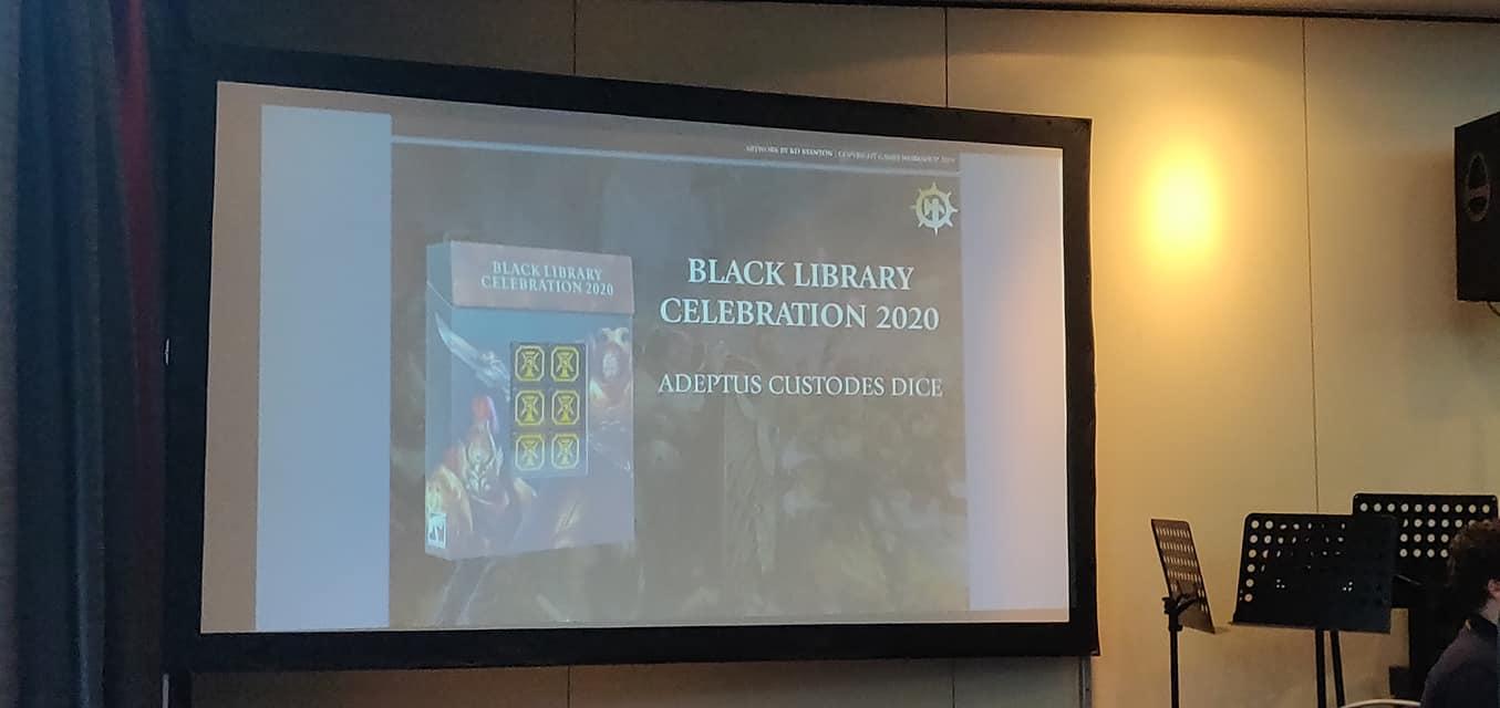 [The Black Library Weekender 2019] - Centralisation des news 75614010