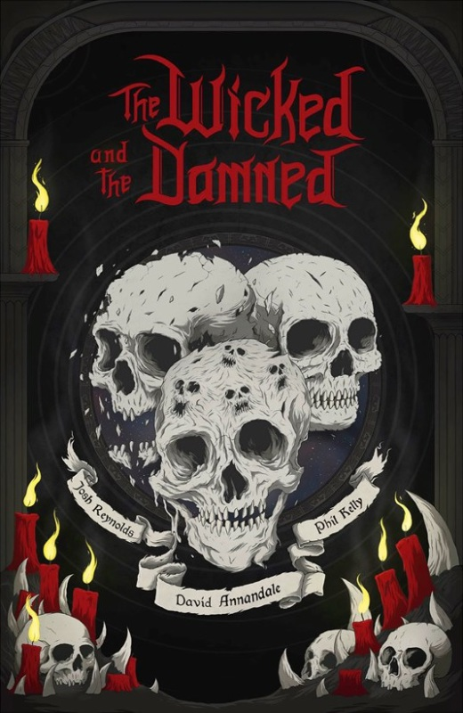 The Wicked and the Damned de Josh Reynolds, David Annandale et Phil Kelly 81825010
