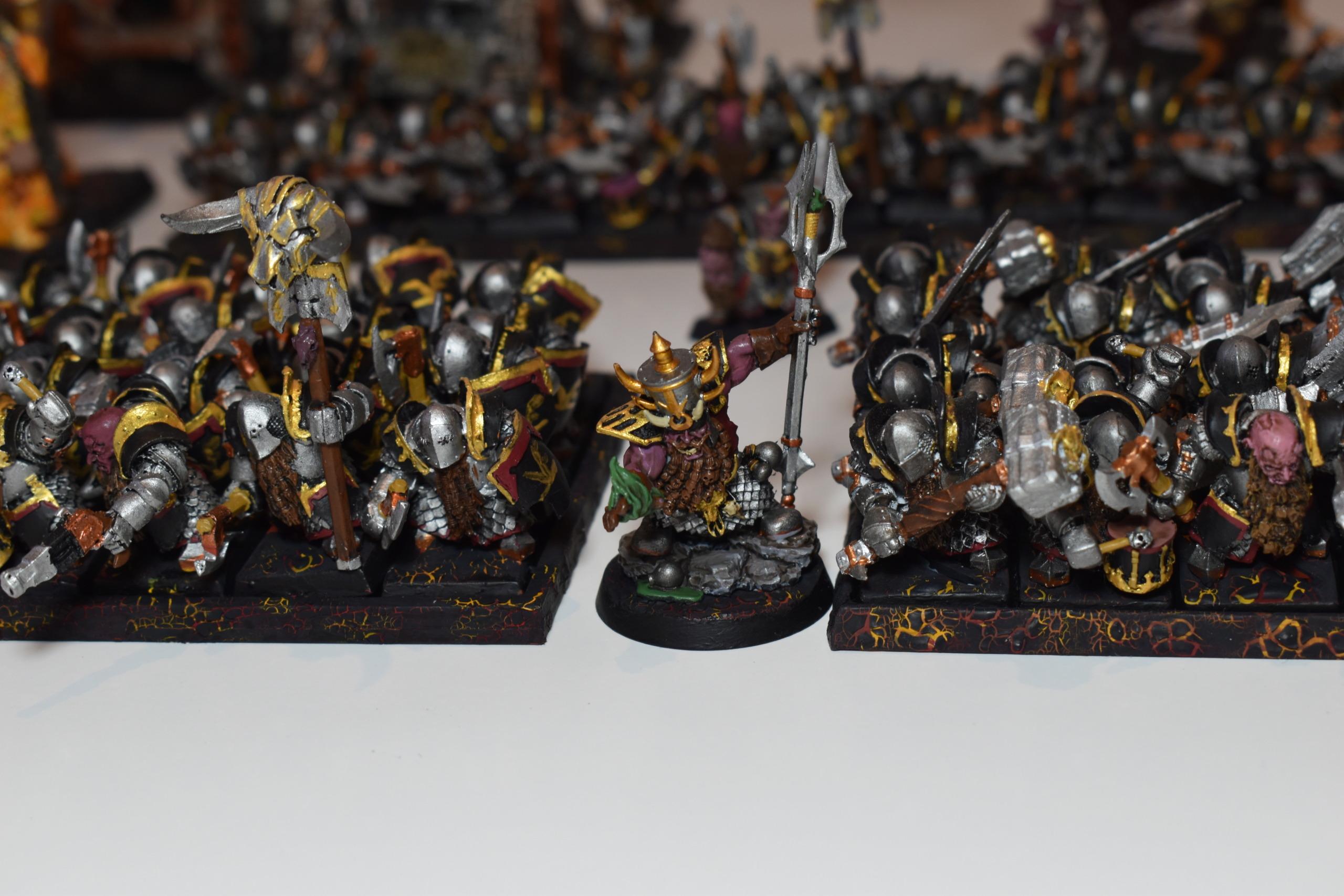Les Armées de Nico. (Battle, 40K & HH) - Page 6 911