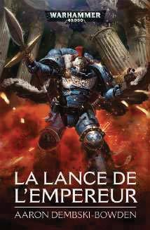 Programme des publications Black Library France pour 2019 97817810