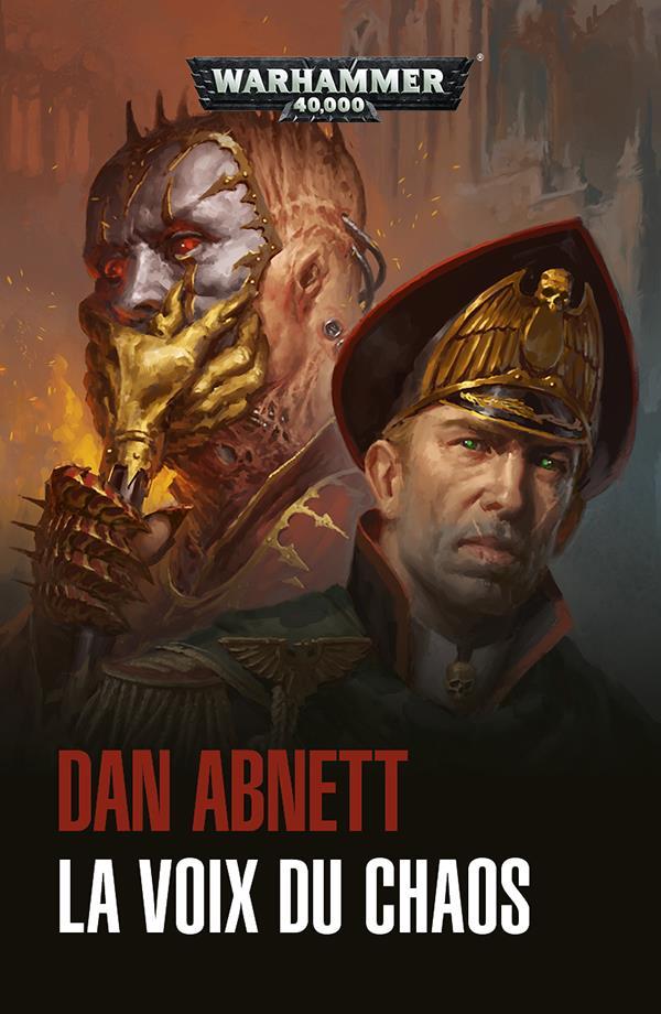 Les Fantômes de Gaunt : La Voix du Chaos de Dan Abnett 97817811