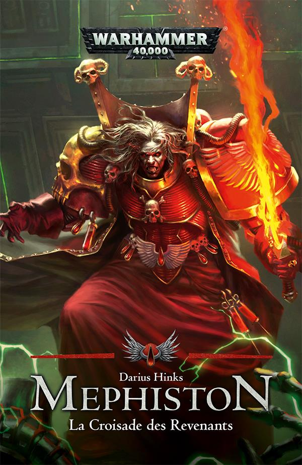 Mephiston: La Croisade des Revenants de Darius Hinks 97817815