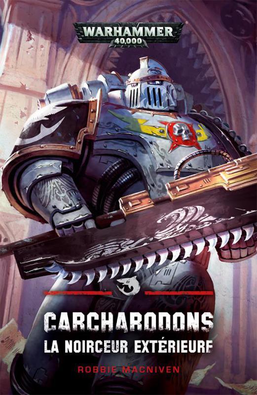 Carcharodons: La Noirceur Extérieure de Robbie MacNiven 9d9bac10