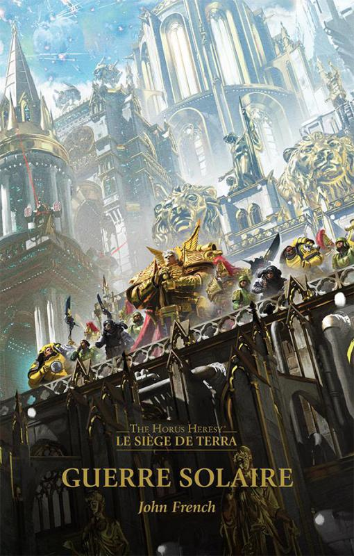 Le Siege de Terra: Guerre Solaire de John French A88c1210
