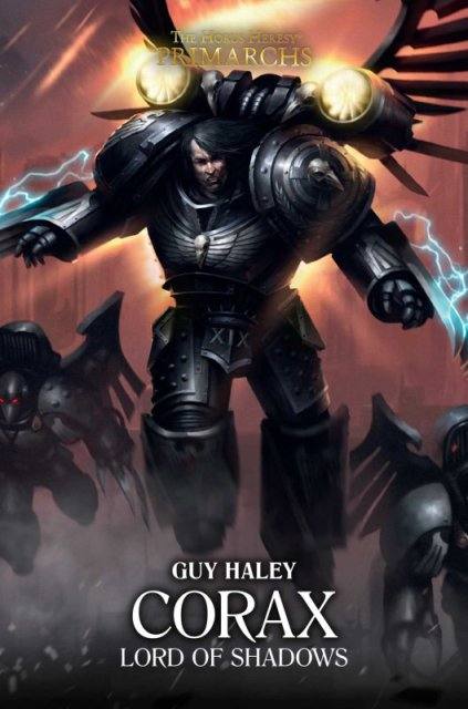 Review VO de Primarch Series - X - Corax de Guy Haley Acd14d10