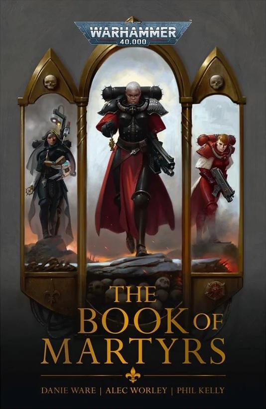 The Book of Martyrs - Recueil de Danie Ware, Alec Worley et Phil Kelly Aef10