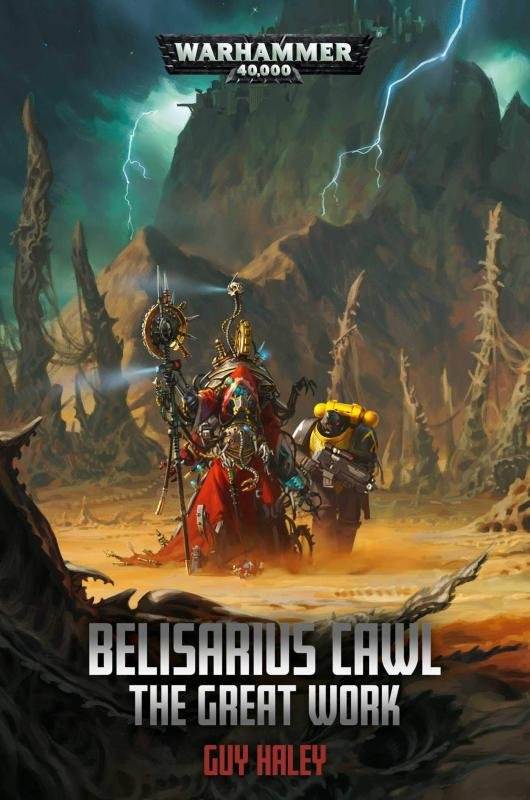 Belisarius Cawl: The Great Work de Guy Haley Bd200810