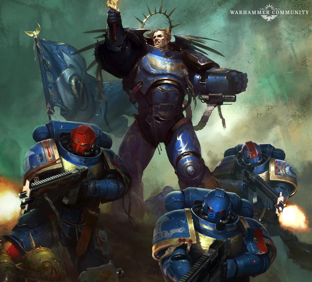 Dark Imperium: Plague War de Guy Haley Blcomi19