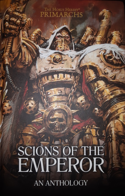 [Horus Heresy] Primarch Series - Scions of the Emperor - Anthologie Bloggi12